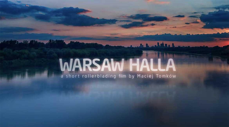 Warsaw Halla ; A short rollerblading