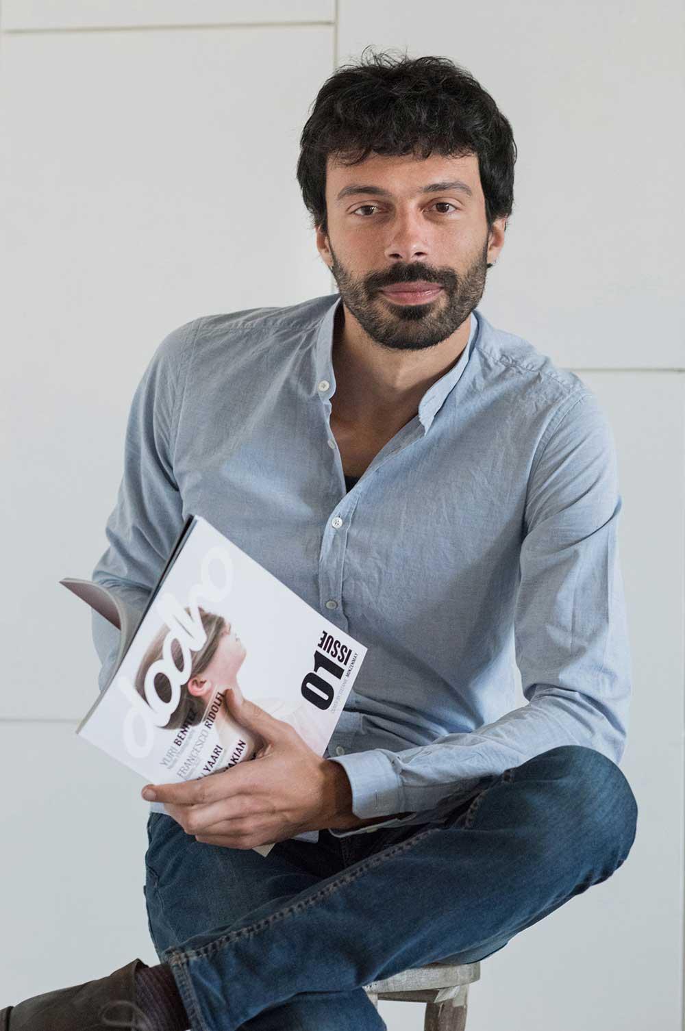 Self-portrait: Interview with Francesco Ridolfi / Dodho Magazine