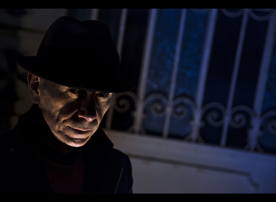 Dan Bannino - Noir Stills #13- The man in the Shadow
