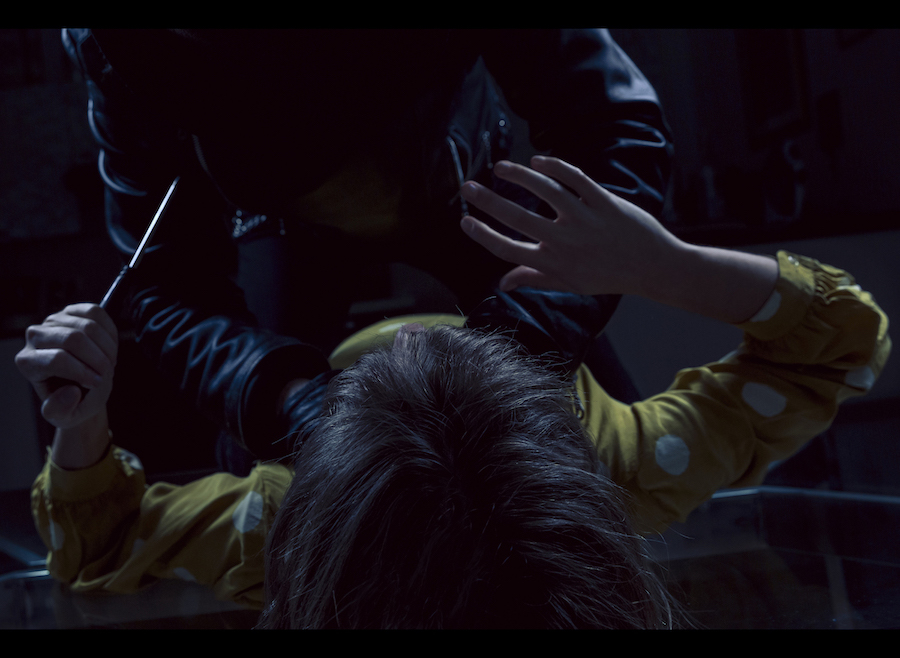 Dan Bannino - Noir Stills #9- Appointment with Death