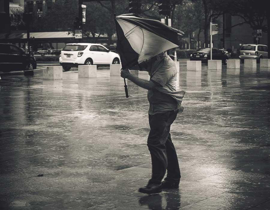 Struggling Weather