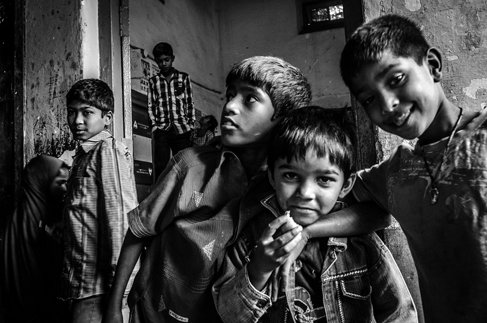 Children of the Streets by Sharath Pillai