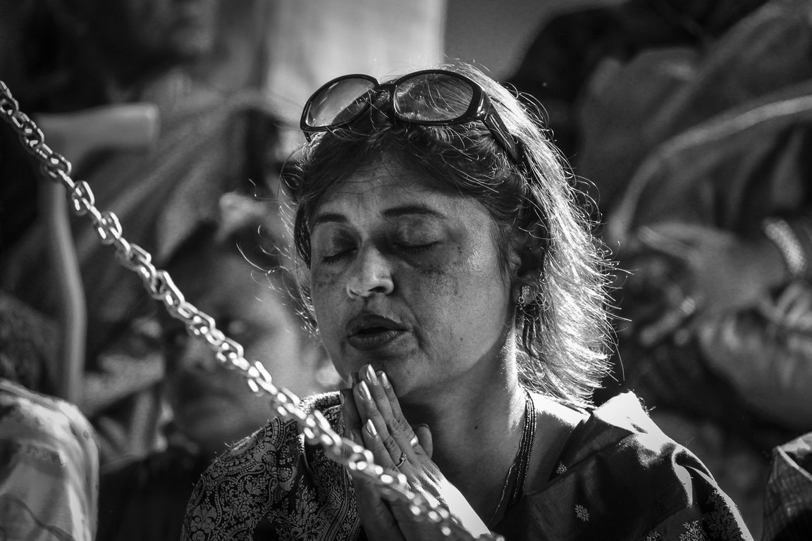 Belief – A Photo Story by Sauvik Acharyya