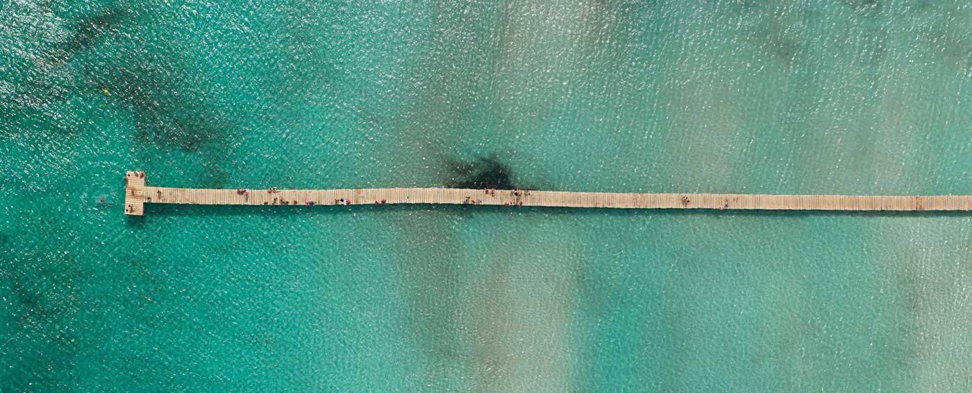 © Stephan ZIRWES, Steg - Landing Stage, Mallorca, Spain, 2007