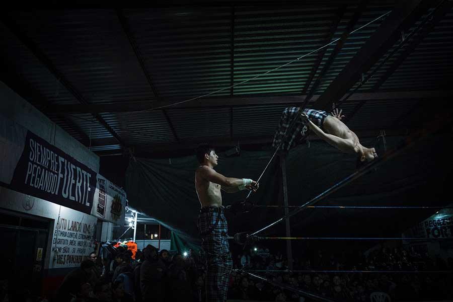 11 Lucha Libre Extrema
