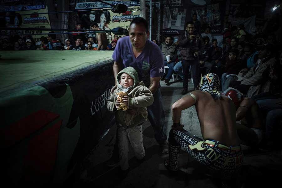 lucha libre extrema: