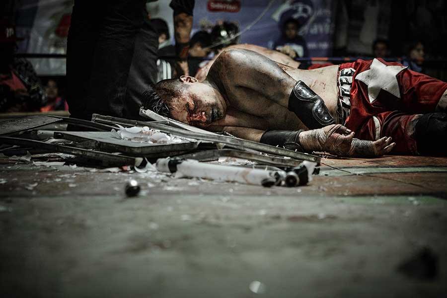 16 Lucha Libre Extrema