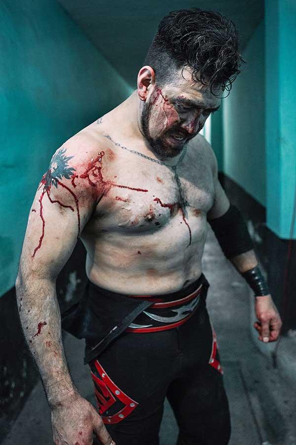 19 Lucha Libre Extrema
