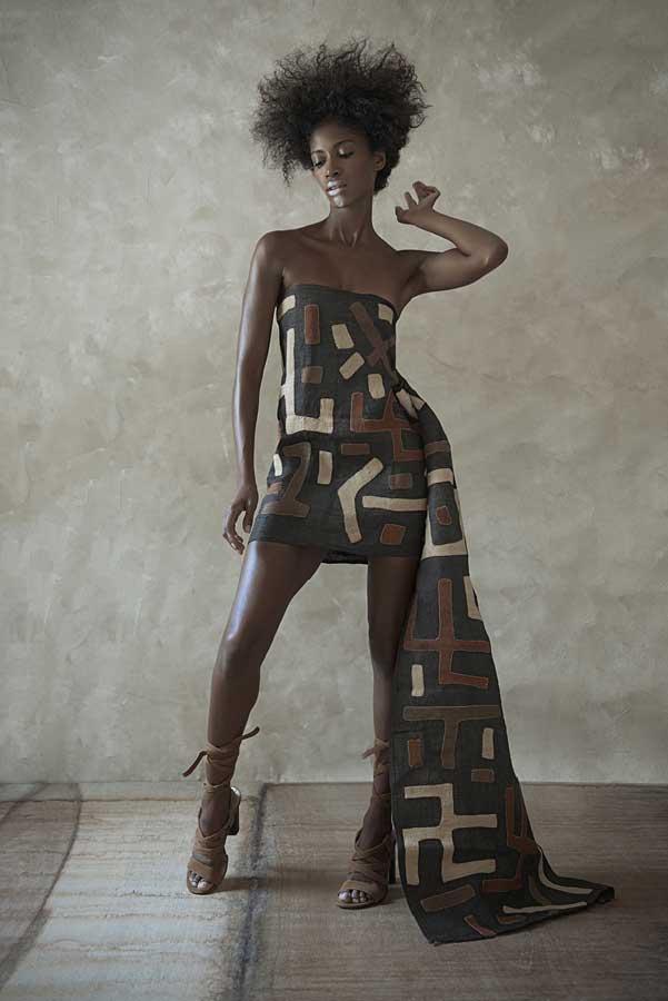 African Hauteness by Belinda Muller