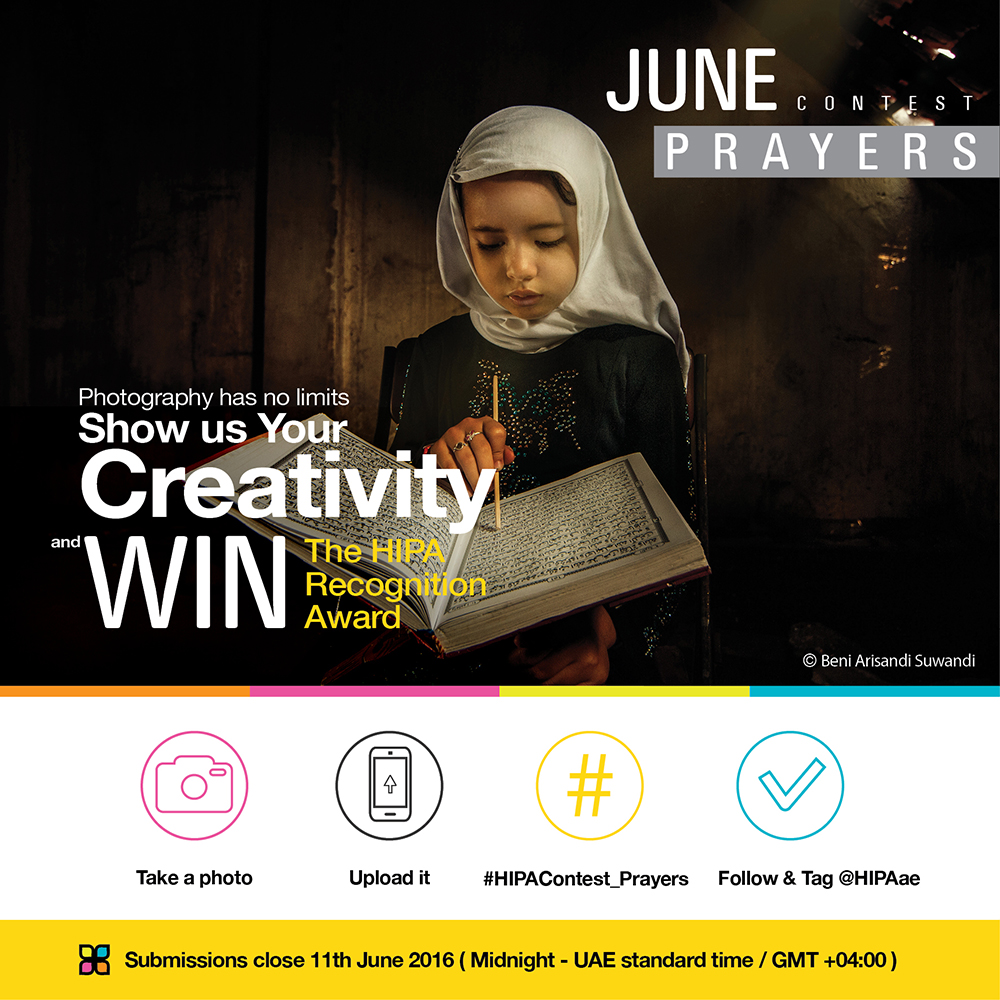 HIPA PHOTO CONTEST-Instagram -Prayers English