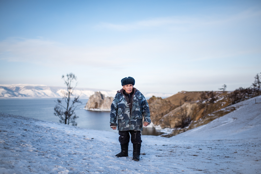 Baikal of wonders by Alina Desyatnichenko