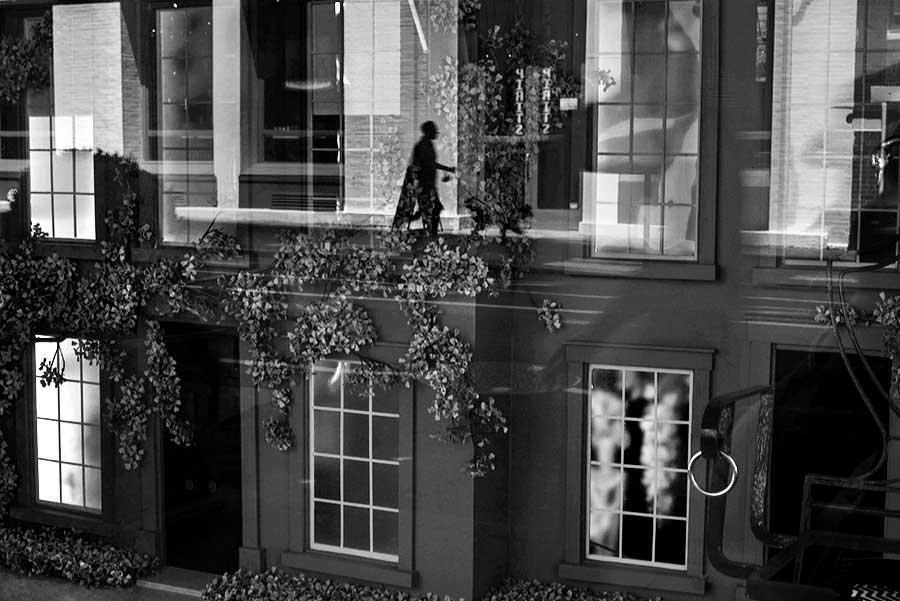 A Stroll In Kleinfeld's Window