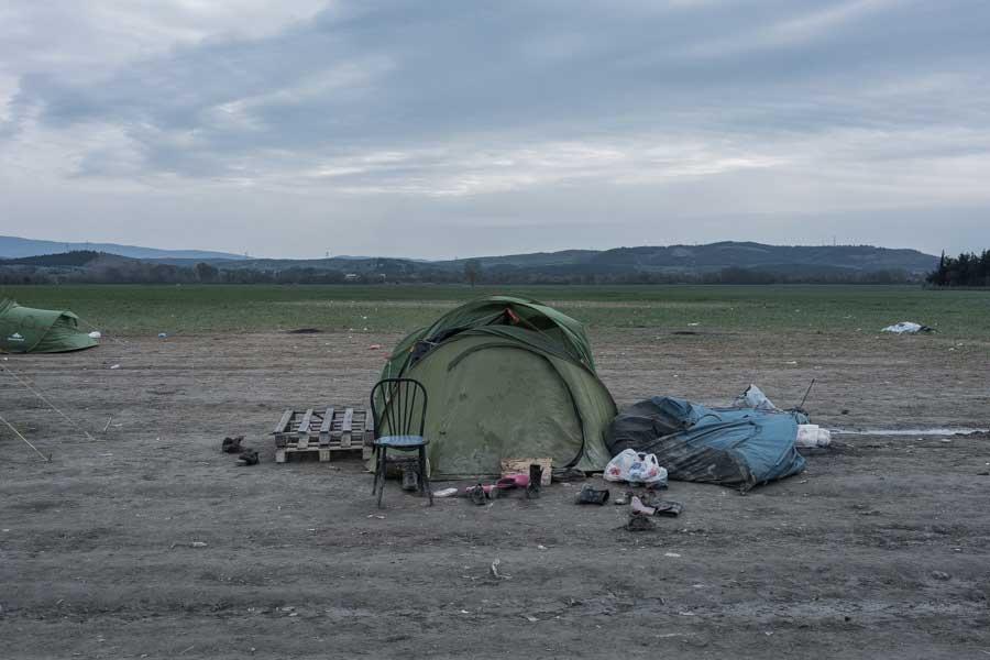 (Un)Settled territory by Orestis Seferoglou
