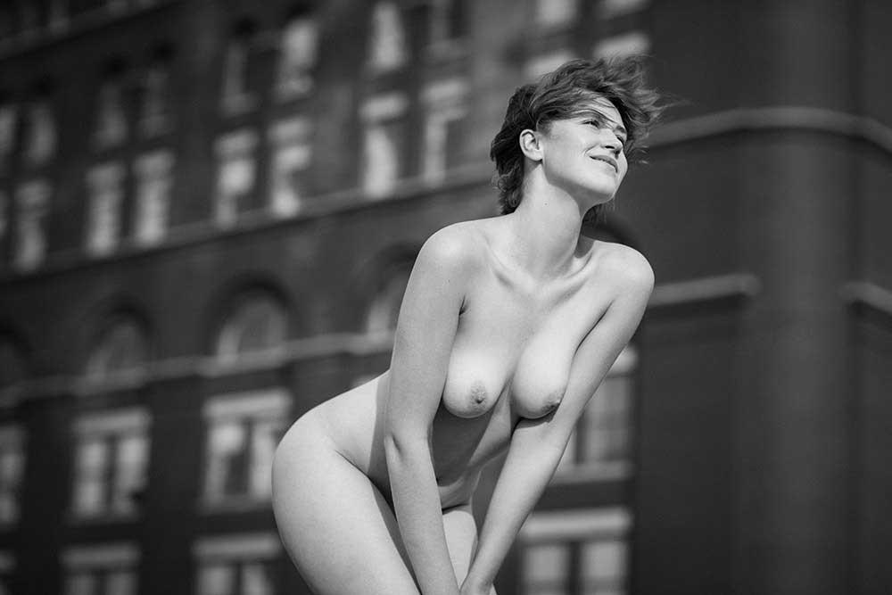 NudeYork by Reka Nyari