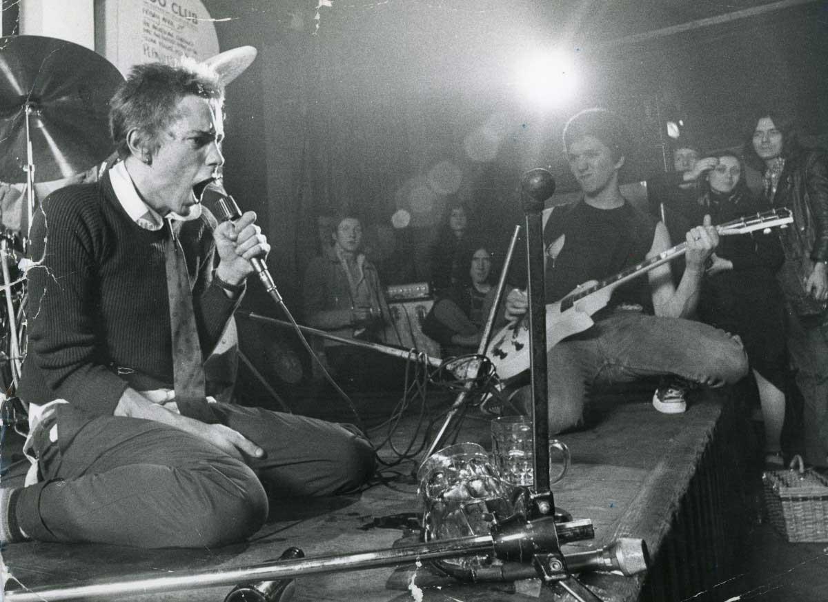 Ray Stevenson, Sex Pistols, 1970s, 26755-RYS, © Ray Stevenson. Courtesy of Rex Shutterstock