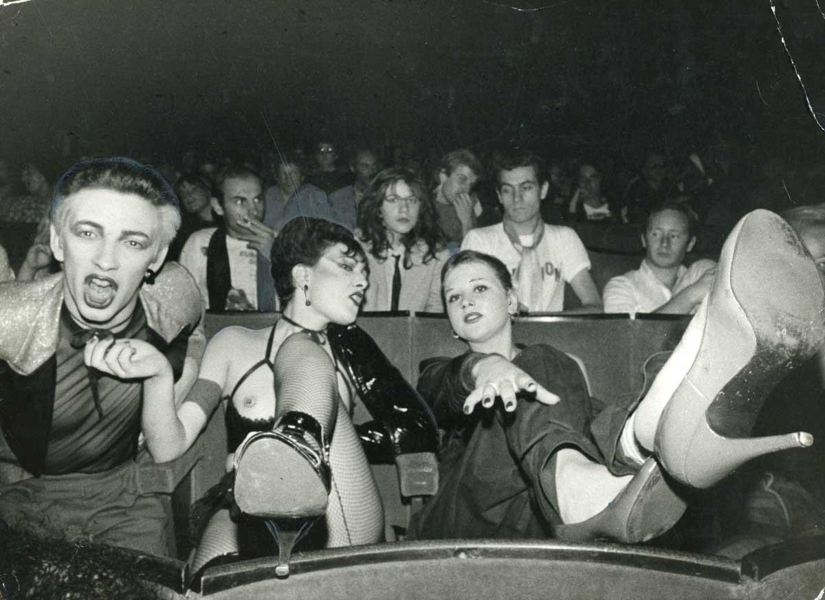 Ray Stevenson, Steve Havoc, Siouxsie Sioux, 'Debbie', 1970s, © Ray Stevenson. Courtesy of Rex Shutterstock