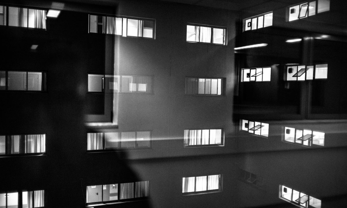Hospital – Portraits of spaces and people by Dimitris Mytas