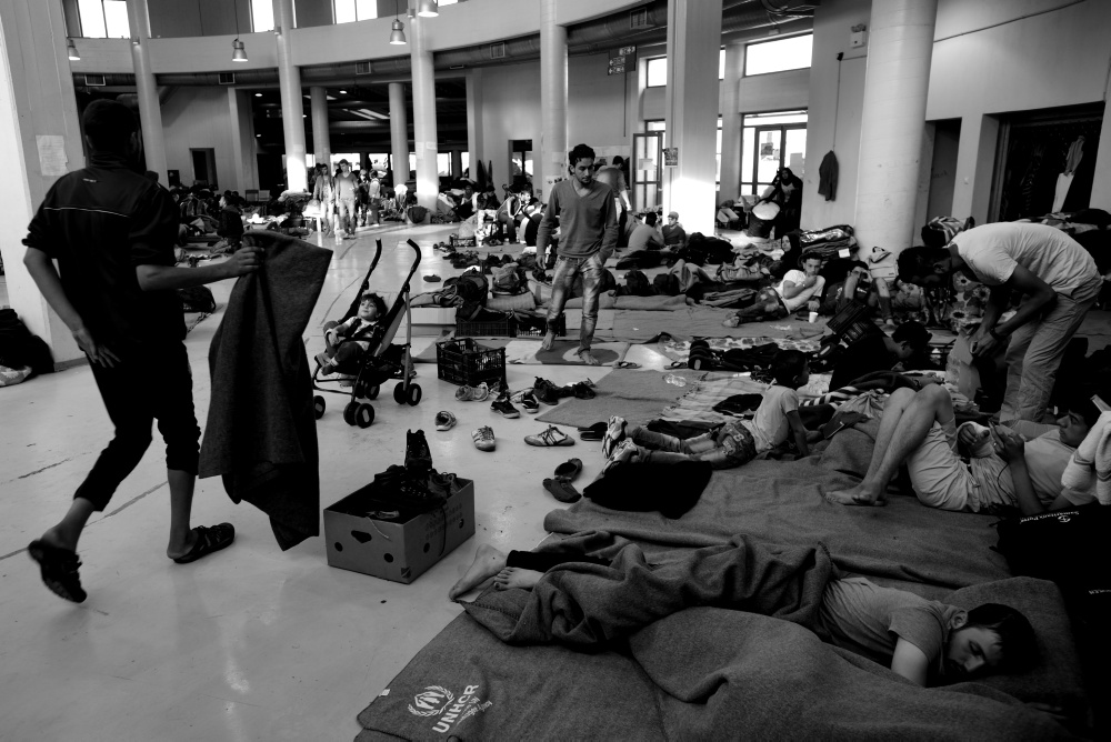 Gili Yaari : Stranded in Greece - Greece Refugee Crisis