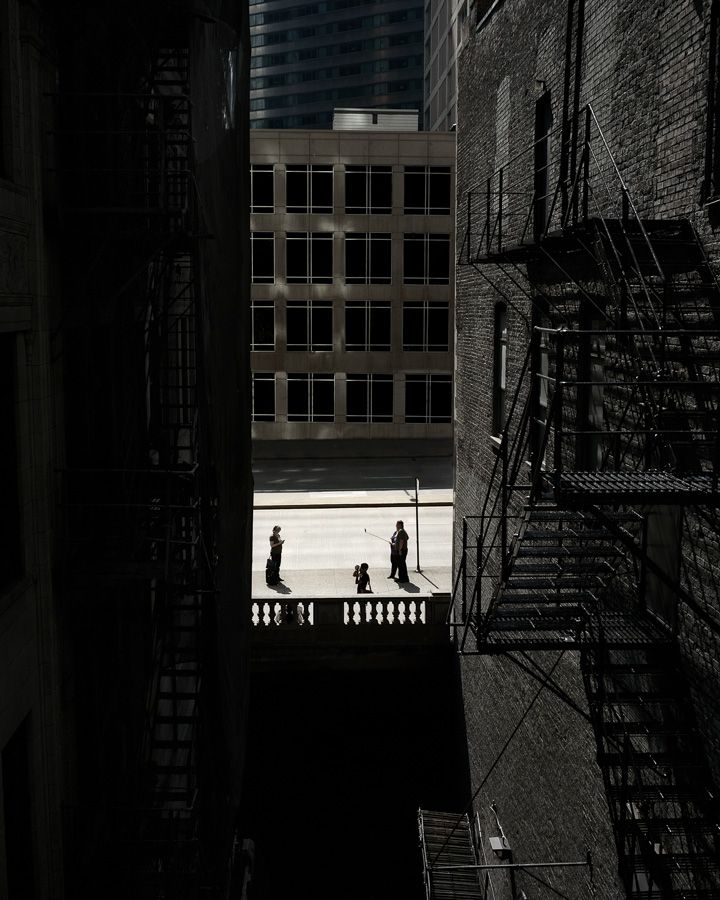 City Space / copyright: © Clarissa Bonet / Images courtesy Catherine Edelman Gallery, Chicago.