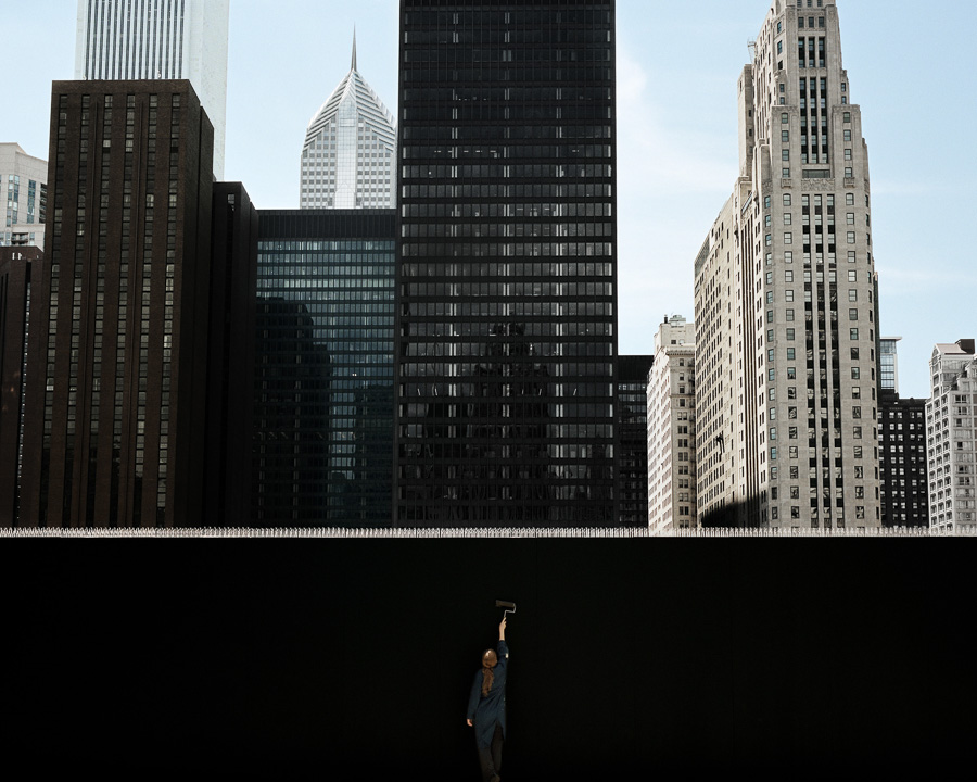 From the series City Space