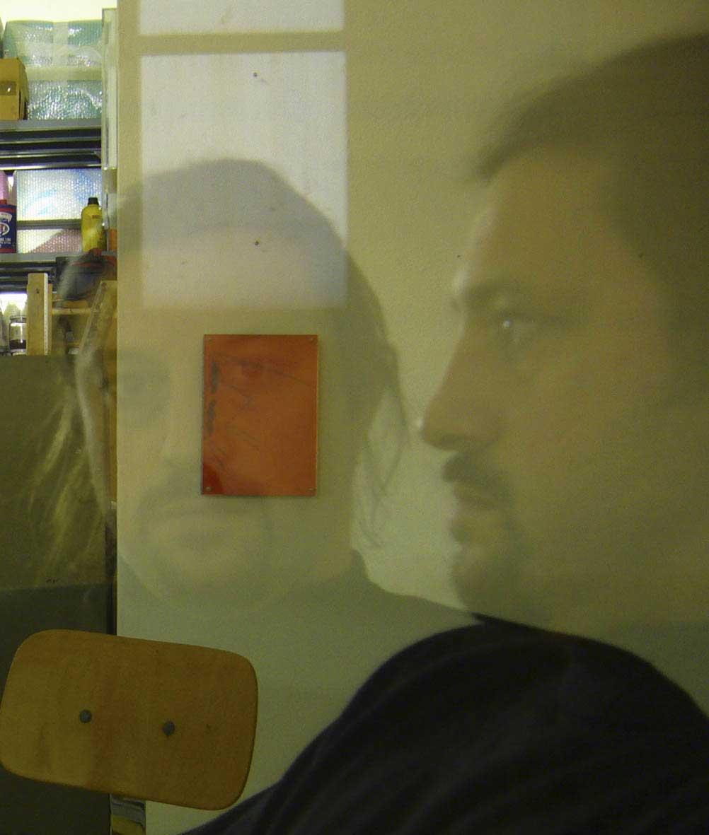 Francesco Candeloro - Self Portrait