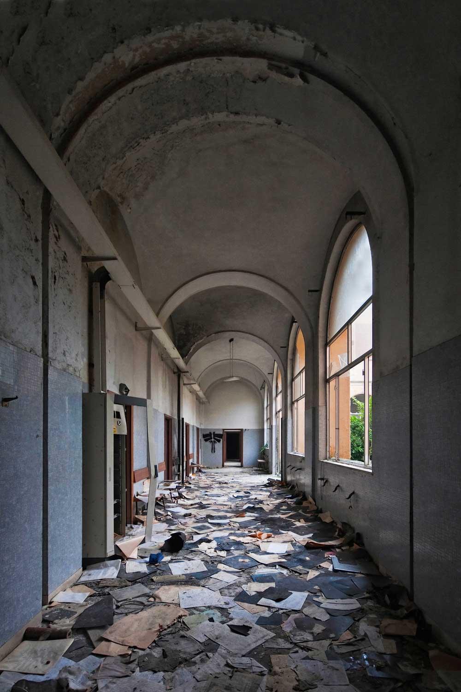 Lorenzo Linthout - 10 - Ex Ospedale Psichiatrico, Monza