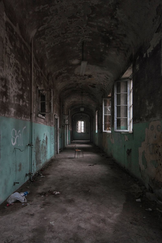 Lorenzo Linthout - 13 - Ex Ospedale Psichiatrico, Monza