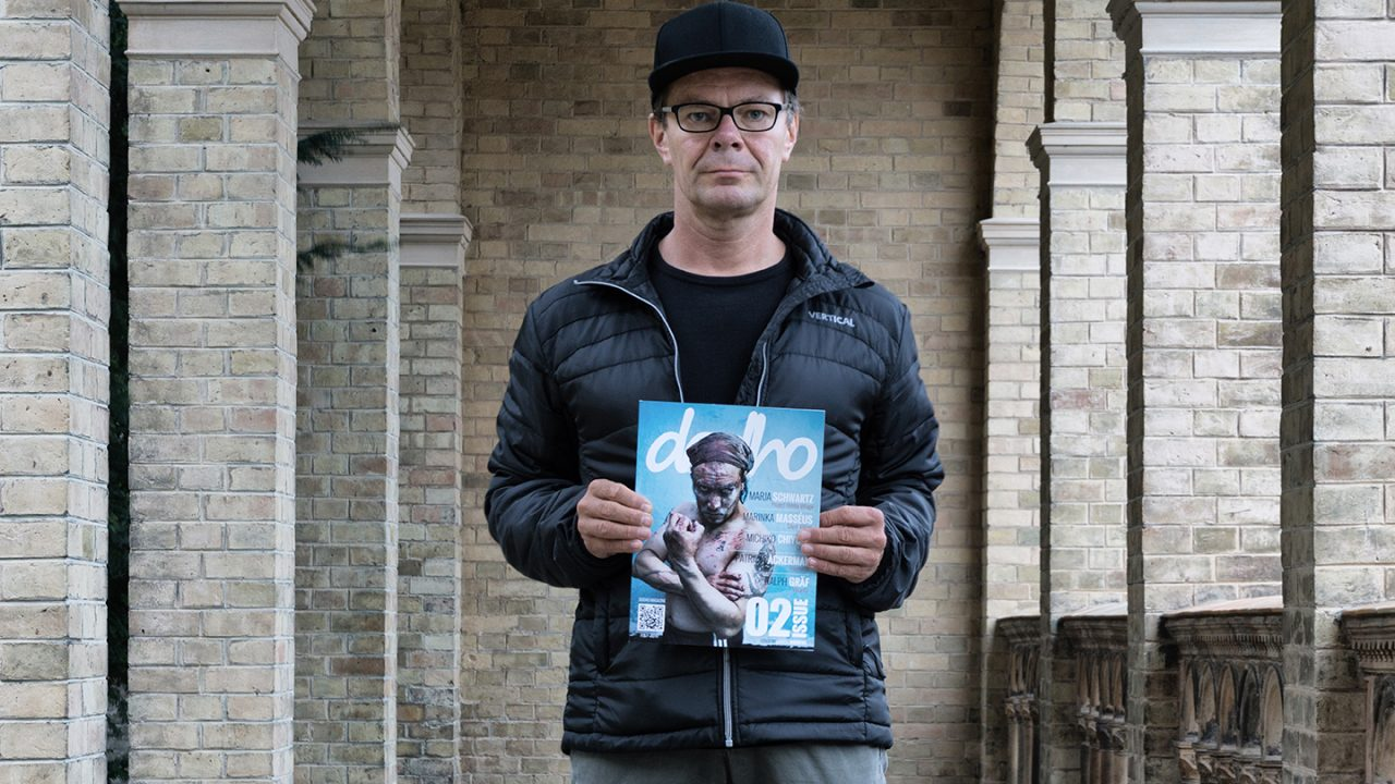 Interview with Ralph Gräf; Published in our print edition #02