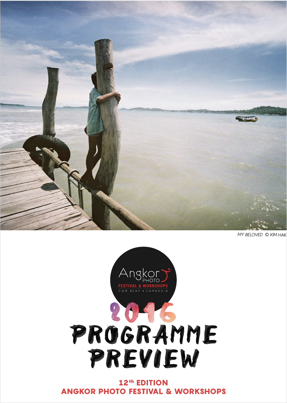 12th Edition Angkor Photo Festival & Workshops