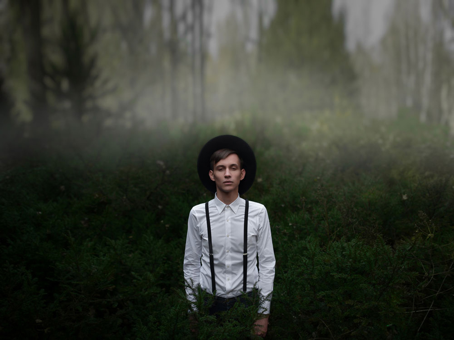 Conceptual photographer ; Ruslan Isinev