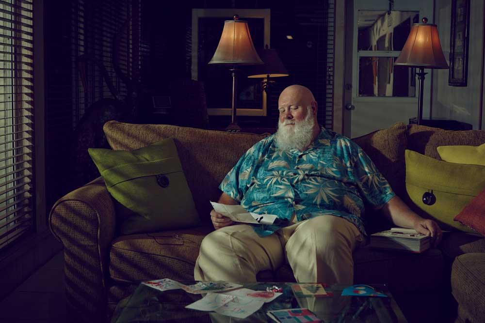 Off-Season Santas / Mary Beth Koeth