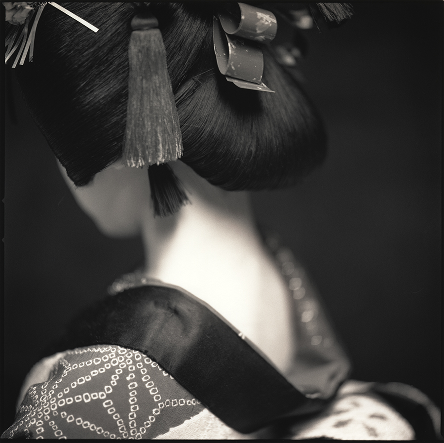 Kabuki players / Hiroshi Watanabe / Azusa Tukamoto as Osome