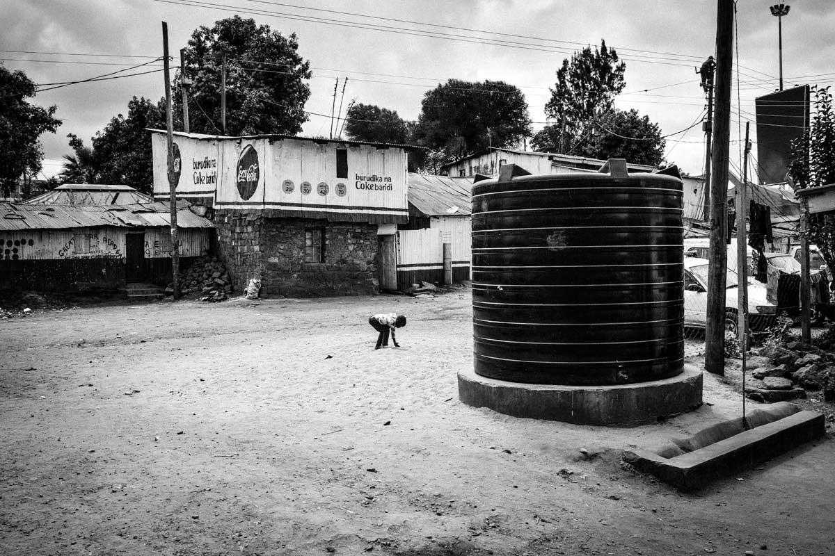 Kibera / Marcel Kolacek
