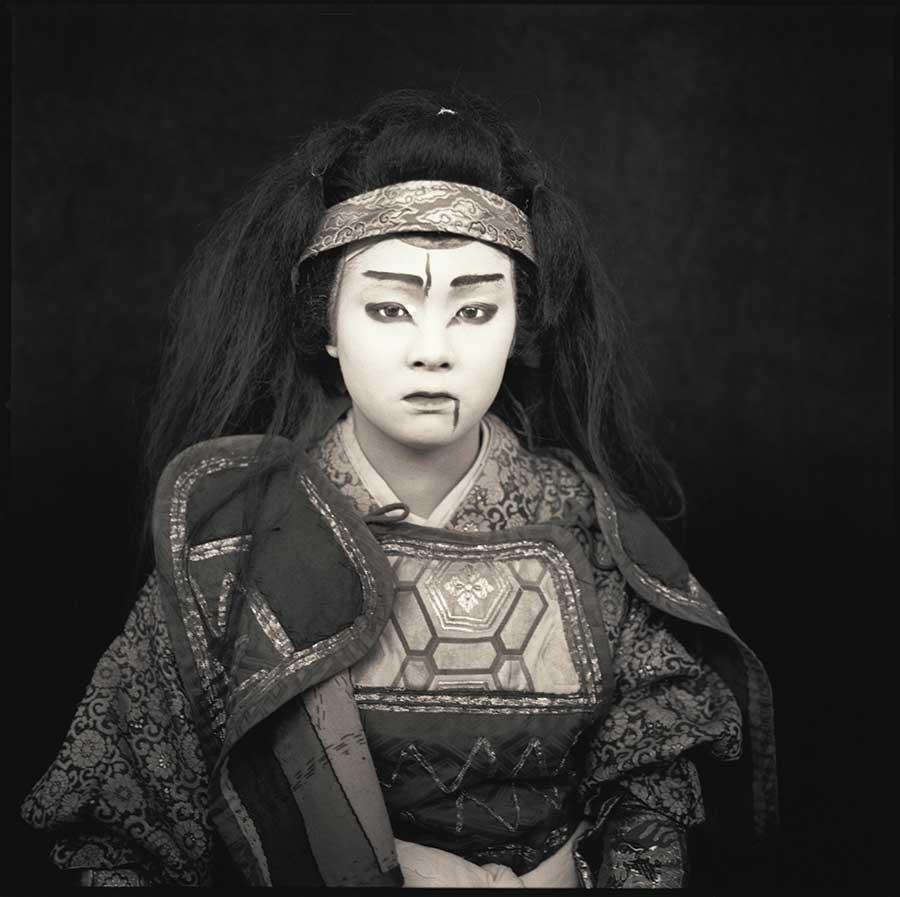 Kabuki players / Hiroshi Watanabe / Eri Tanaka