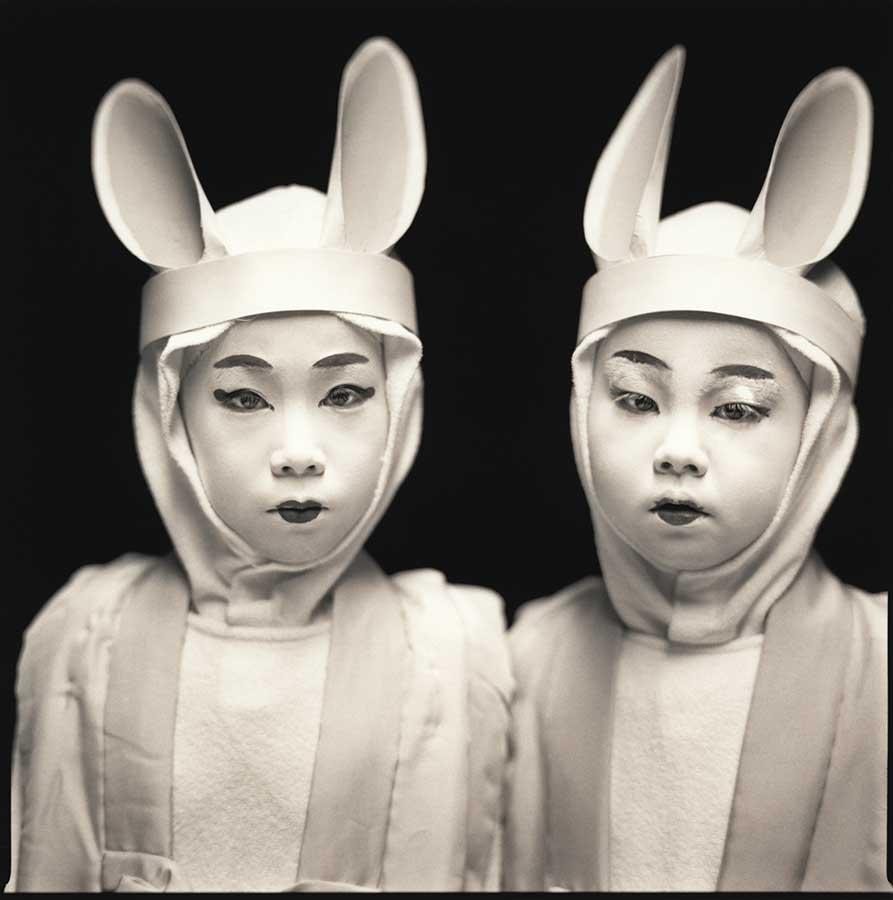 Kabuki players / Hiroshi Watanabe / Marina Ema & Kazusa Ito