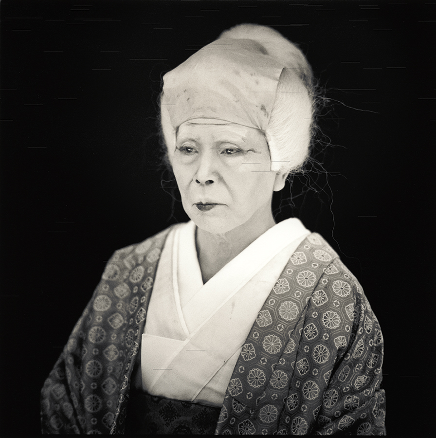 Kabuki players / Hiroshi Watanabe / Susumu Takagi as Satuki