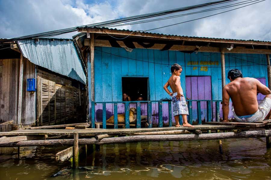 Iquitos-Belen / Szymon Barylski