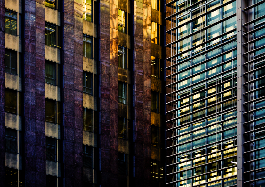 Urban kaleidoscope Edokiriko 1