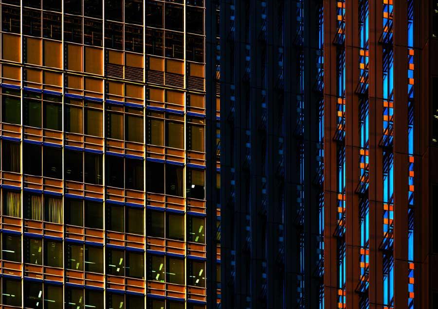 Urban kaleidoscope Edokiriko 4