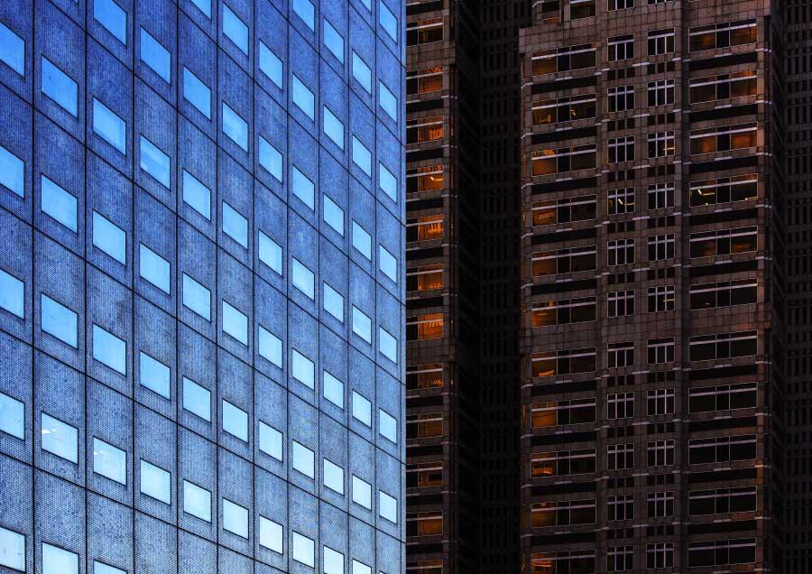 Urban kaleidoscope / Shoji Fujita