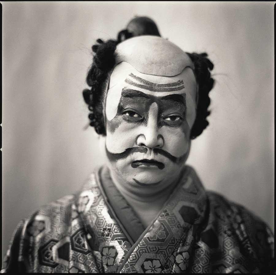 Kabuki players / Hiroshi Watanabe / Yoji Taguchi