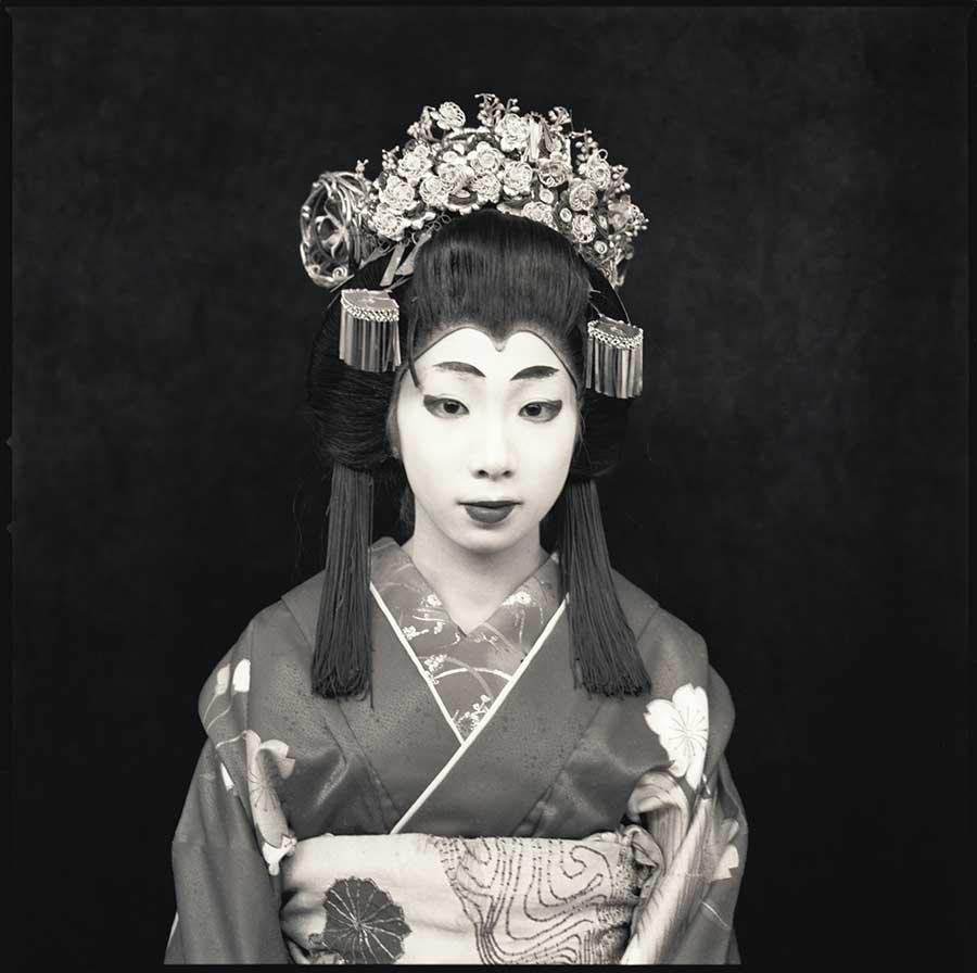 Kabuki players / Hiroshi Watanabe / Yuka Saruwatari