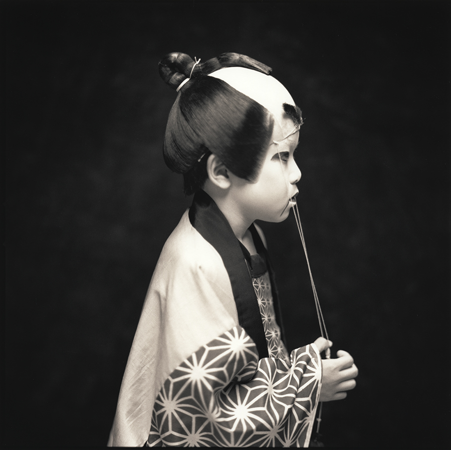 Kabuki players / Hiroshi Watanabe / Yuki Nonaka
