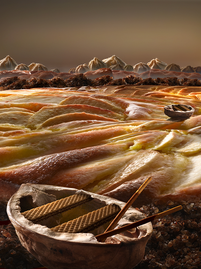 apple pie sea