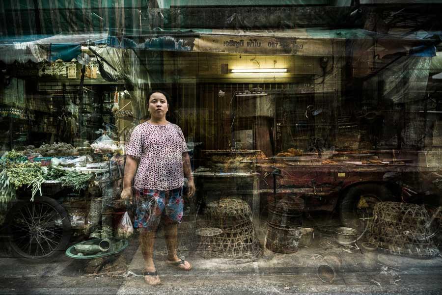 Khlong San / BKK Series / Riccardo Magherini