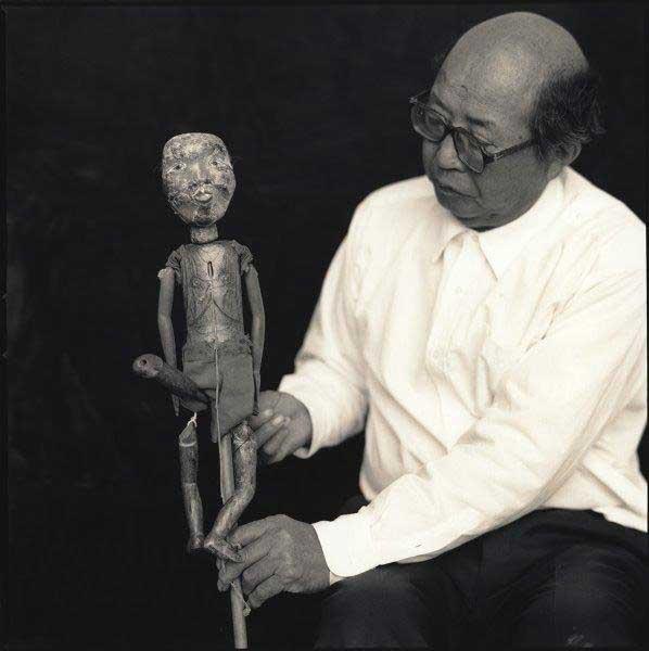 Kinosuke / Tsuburosashi and Noroma Dolls / Hiroshi Watanabe