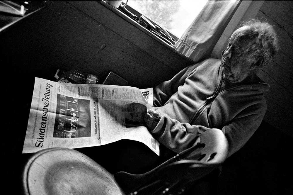 © Robert Frank