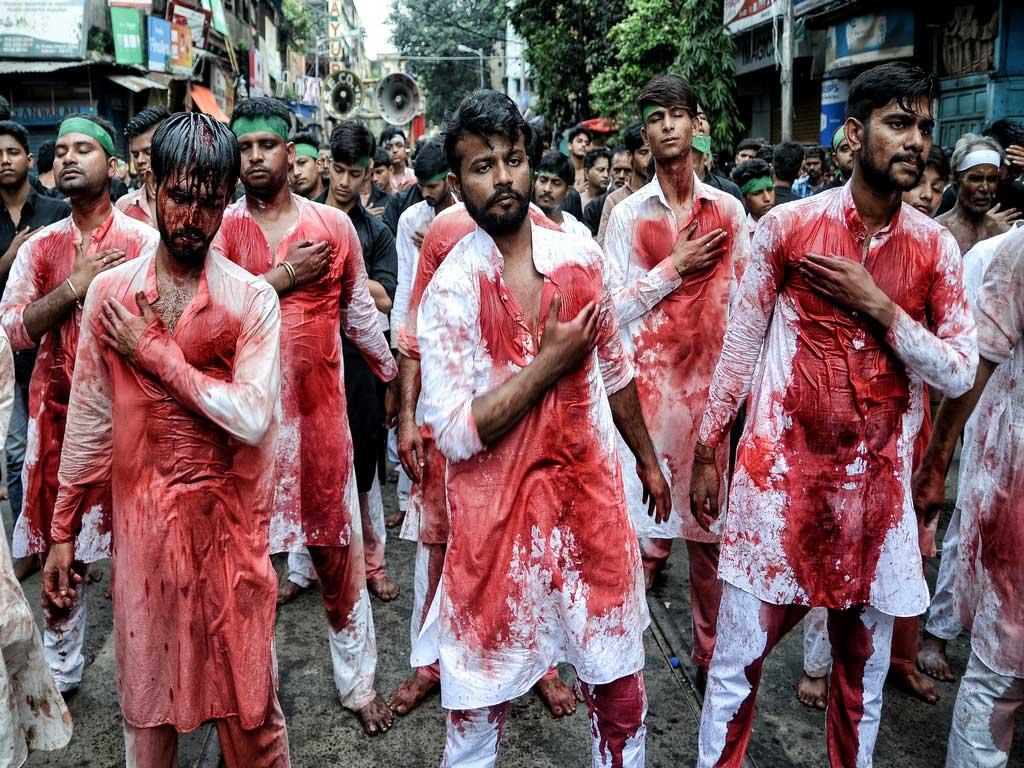 Photos of muharram festival
