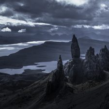 The Old Man of Storr (Scotland, UK 2014)