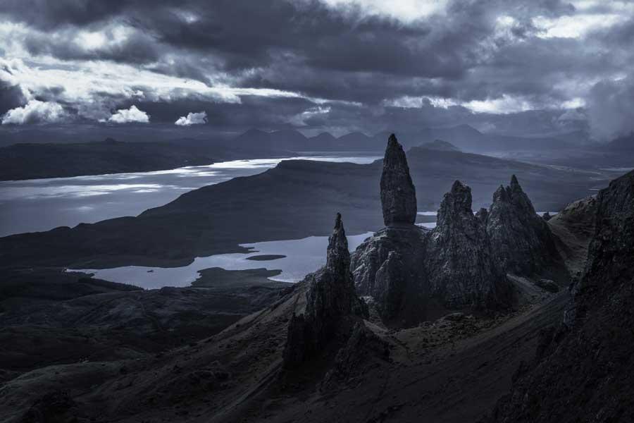 The Old Man of Storr (Scotland, UK 2014)